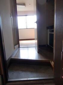 ライヴリーメゾン 201号室の玄関