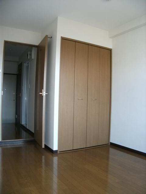 コンプリートHISA 203号室の収納