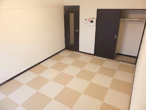 レオネクストレジーナⅢ 205号室のベッドルーム