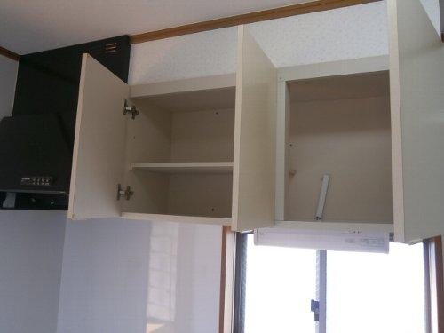 ファーストステージ 201号室のキッチン