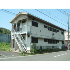 内田荘の外観
