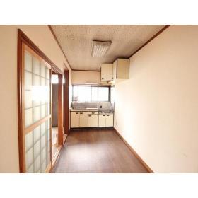 山口ハイツ 203号室のキッチン