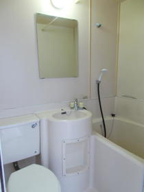 大清ハイツ 202号室の風呂