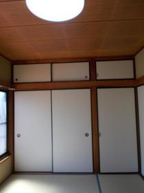 大清ハイツ 202号室の収納