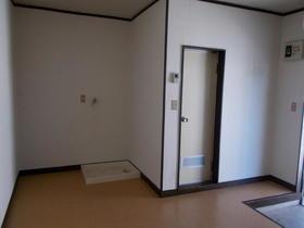 大清ハイツ 202号室の玄関