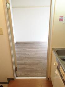 プレール相模大野 403号室の玄関