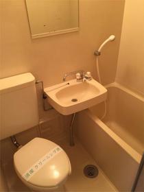 プレール相模大野 403号室の風呂