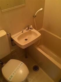 プレール相模大野 403号室のトイレ