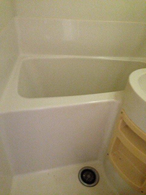 COOP5 302号室の風呂
