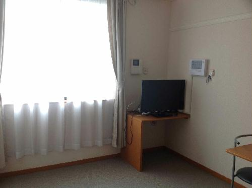 レオパレスFUJIMIⅡ 105号室のリビング