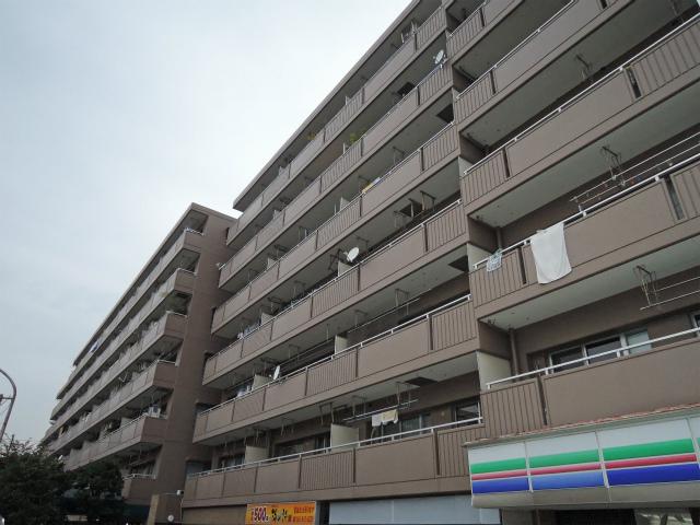 ニックライブステイツ戸塚ガーデン外観写真