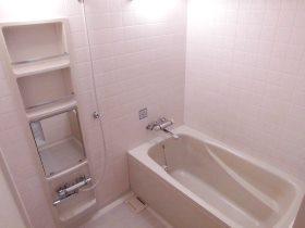 本牧パーク・ホームズ 203号室の風呂
