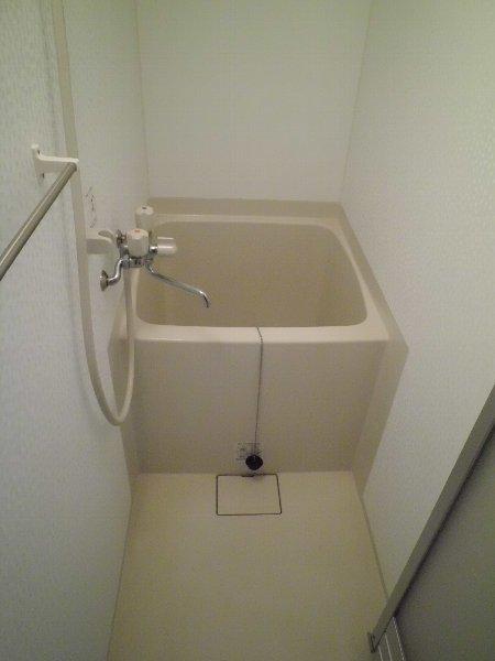 竹内アパート 1号室の風呂