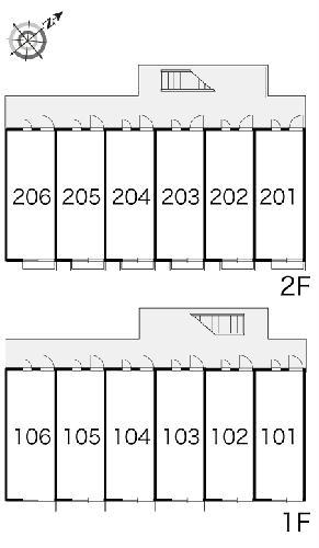 レオパレスFUJIMIⅡ 203号室のその他