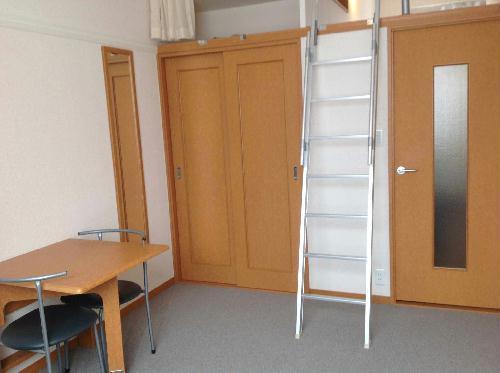 レオパレスFUJIMIⅡ 104号室の風呂