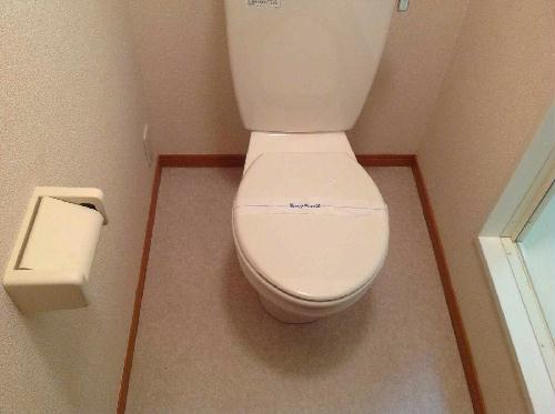 レオパレスFUJIMIⅡ 104号室のトイレ