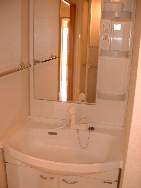 セピアコート 303号室の洗面所