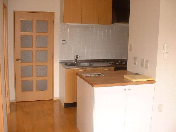 セピアコート 303号室のキッチン