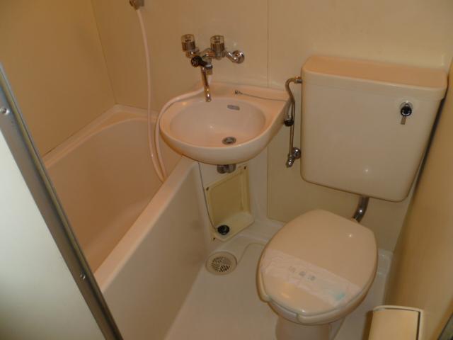 レイクサイドヒル 103号室の風呂