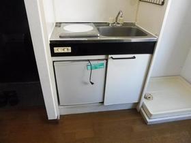 旭ビル 201号室のキッチン