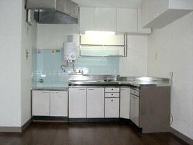 汲沢中団地2号棟 236号室のキッチン