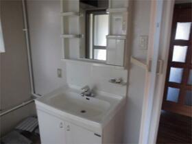 汲沢中団地2号棟 236号室の洗面所