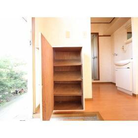 岸田ファミリーハイツ 101号室の洗面所