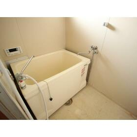 岸田ファミリーハイツ 101号室の風呂