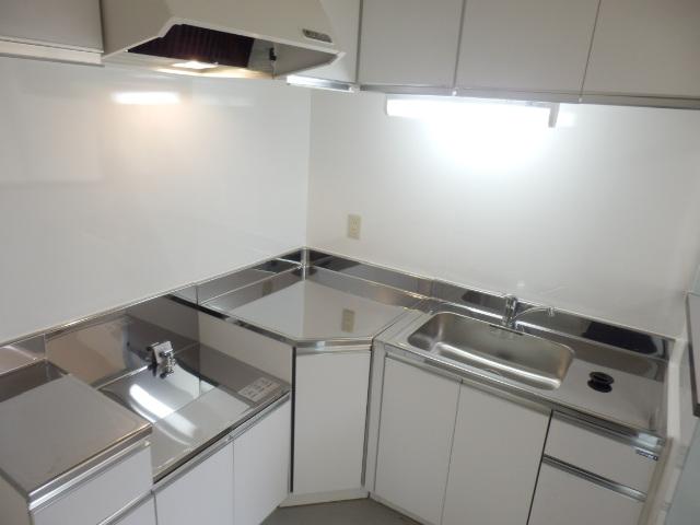 ロイヤルガーデンワコーレ上永谷 501号室のキッチン