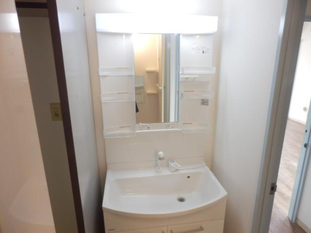 ロイヤルガーデンワコーレ上永谷 501号室の洗面所