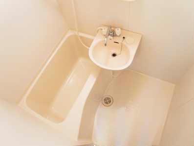 レオパレスHINODE 103号室の風呂