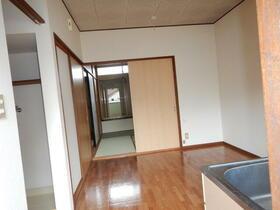 グリーンハイム岩崎 202号室の収納