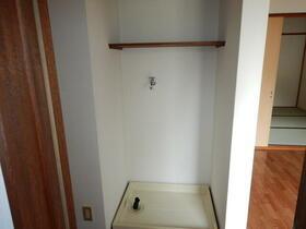 グリーンハイム岩崎 202号室のキッチン