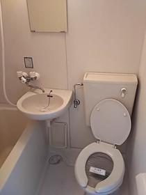 メゾンエレーズNo.2 202号室の風呂