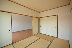 ドミールいぶき野 303号室の居室