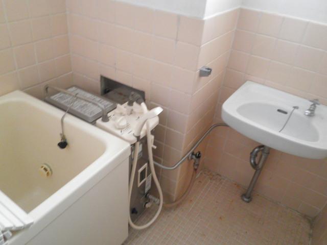 蔵王コーポ 205号室の風呂