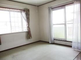 和泉町戸建のベッドルーム