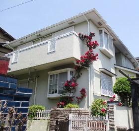 和泉町戸建の外観