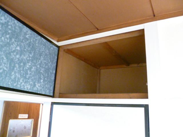 光荘 101号室の収納