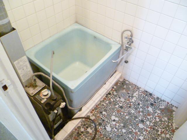 光荘 101号室の風呂
