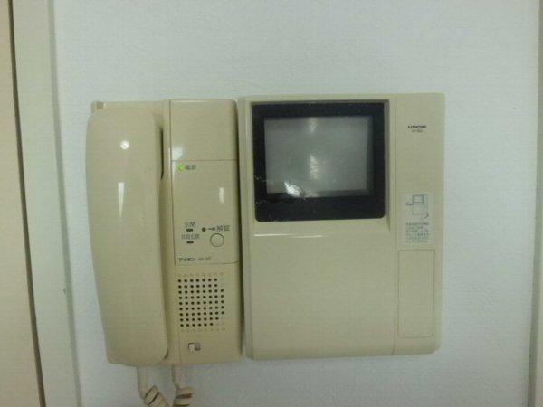 グリーンピア富岡Ⅰ 1305号室のセキュリティ
