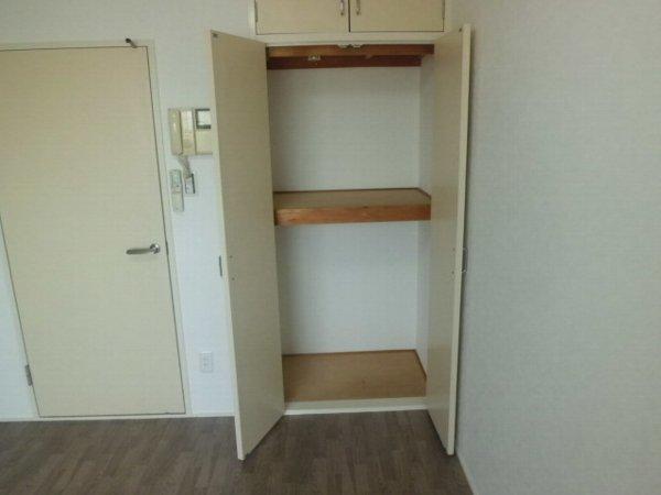 グリーンピア富岡Ⅰ 1305号室の収納