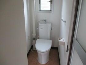 和泉中央南ハイツ(旧 和泉町団地) 656号室のトイレ