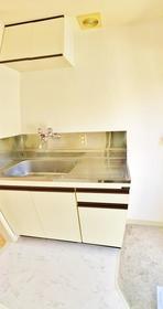 ツインコート 203号室のキッチン