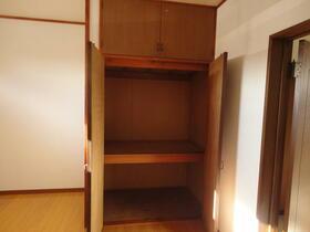 サニーコーポ 103号室の収納