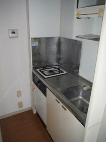 FUJIコーポ 202号室のキッチン