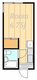 フィットハウス桜ケ丘 103号室の間取り