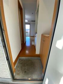 フィットハウス桜ケ丘 103号室の玄関