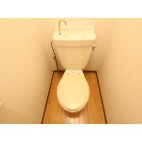 新井ハイツ 104号室のトイレ