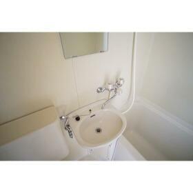 セザール第2鶴間 204号室の洗面所